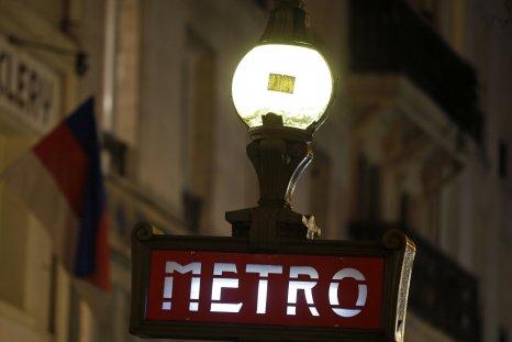 Paris Metro April First