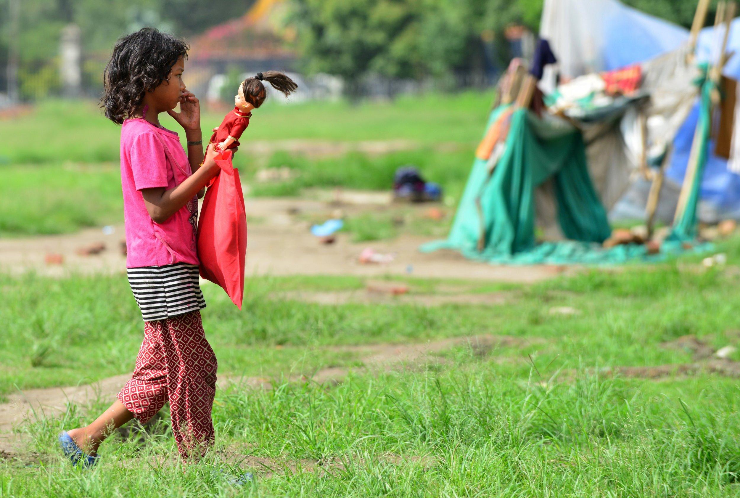 Child Nepal