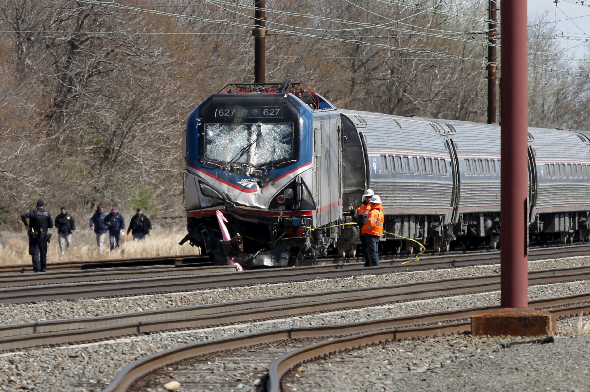 Amtrak Accident