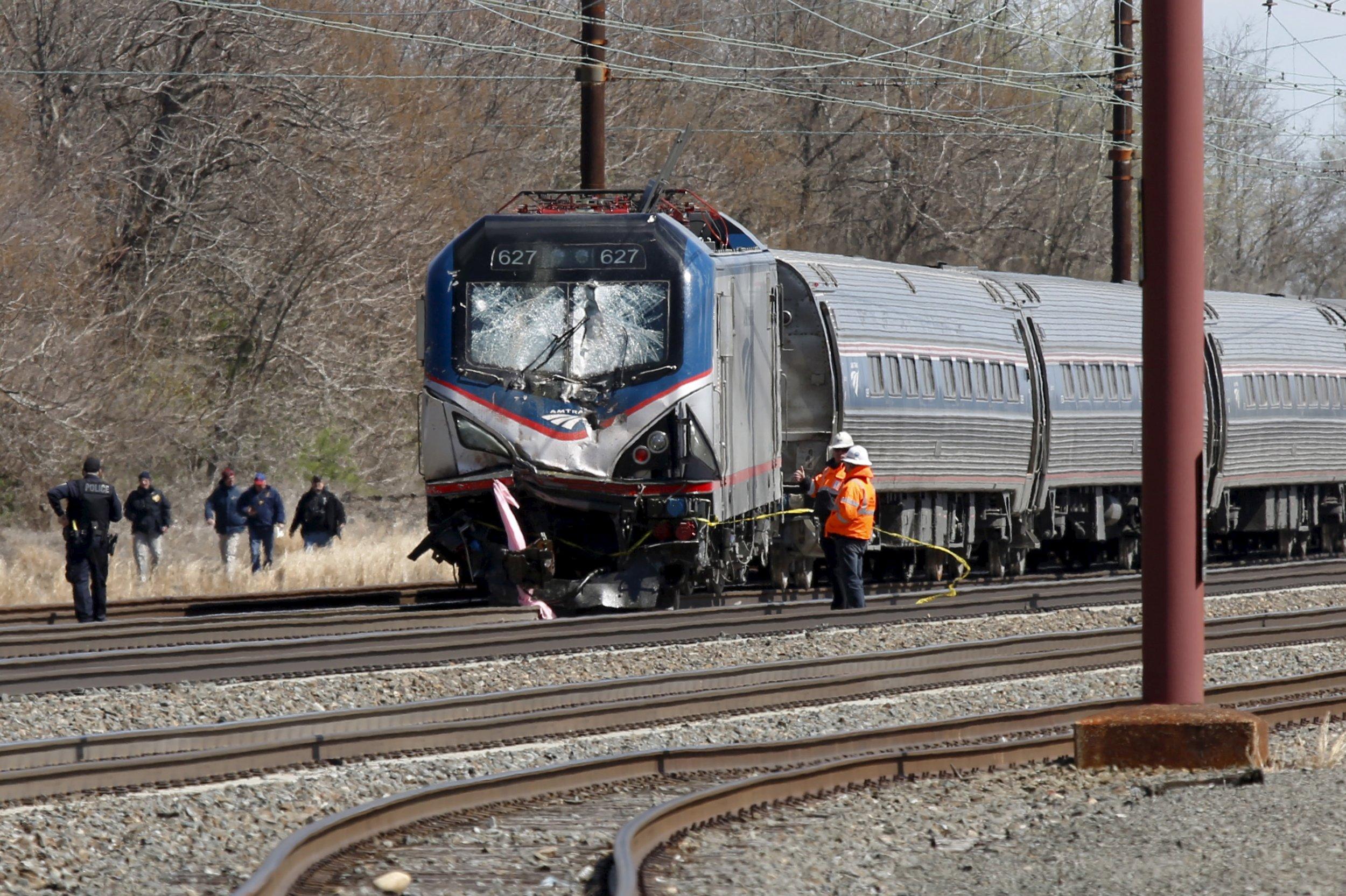 Amtrak Derailment: Photos From Deadly Washington Train Crash