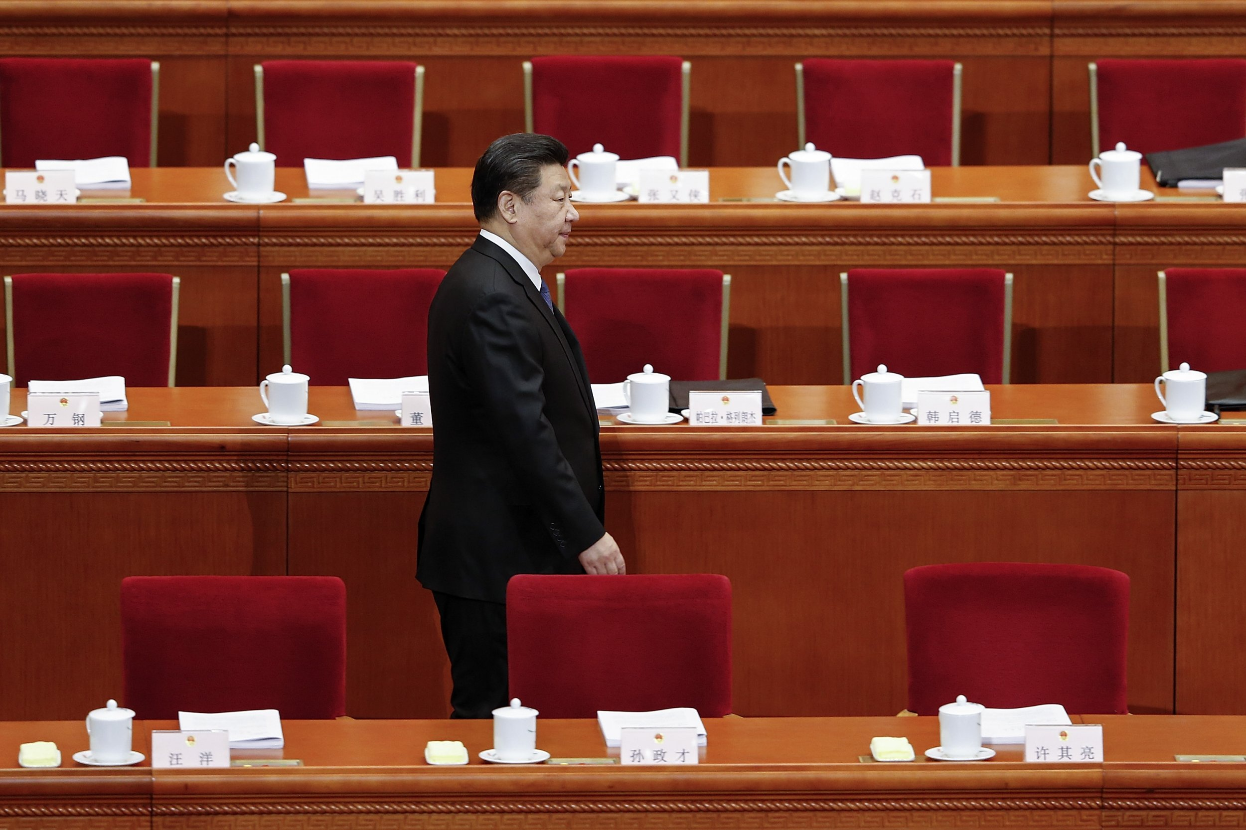 China Jinping Xi Panama Papers