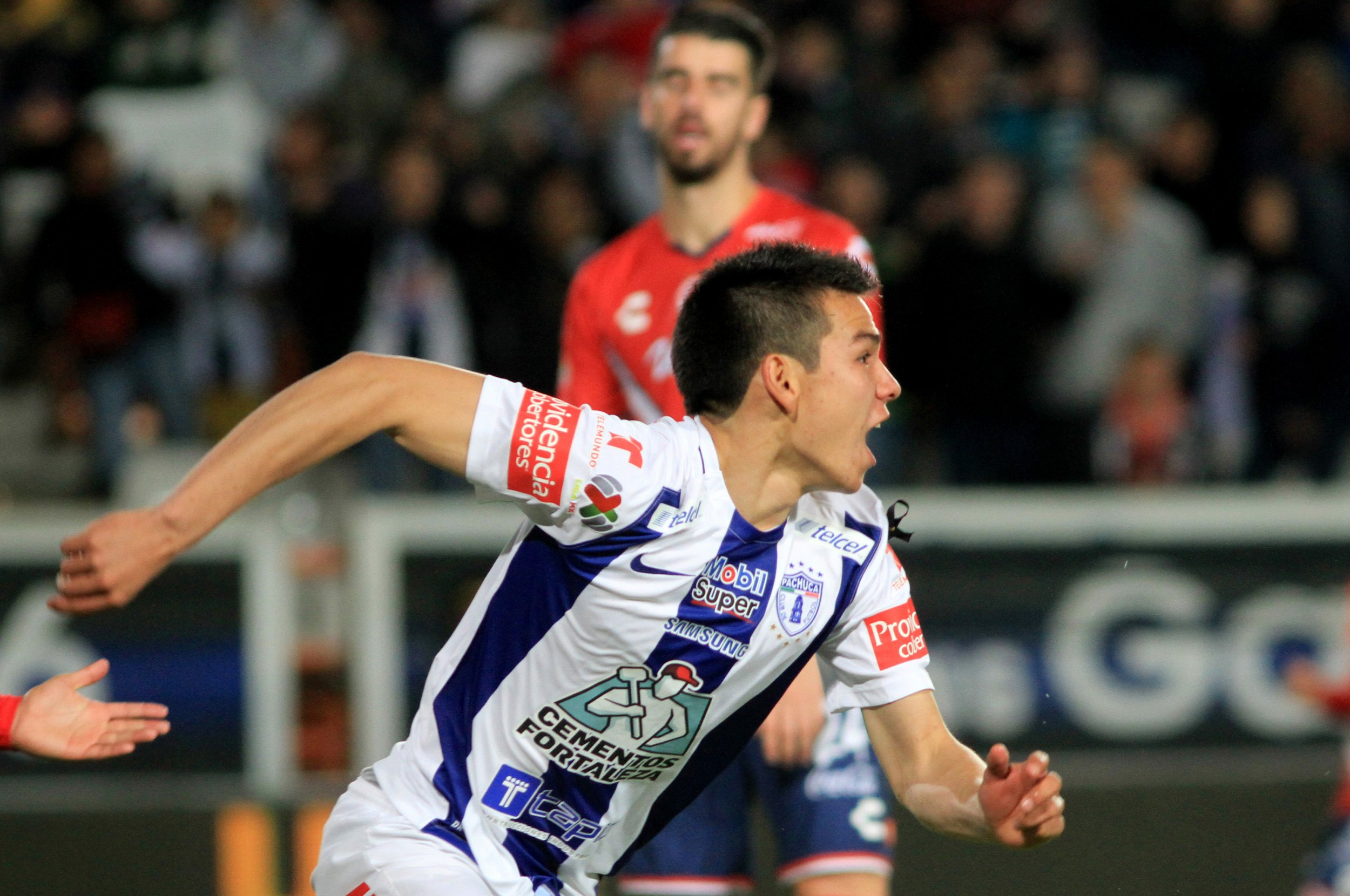 Hirving Lozano is a reported Manchester United target.