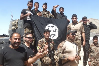 Iraq ISIS Middle East Extremism