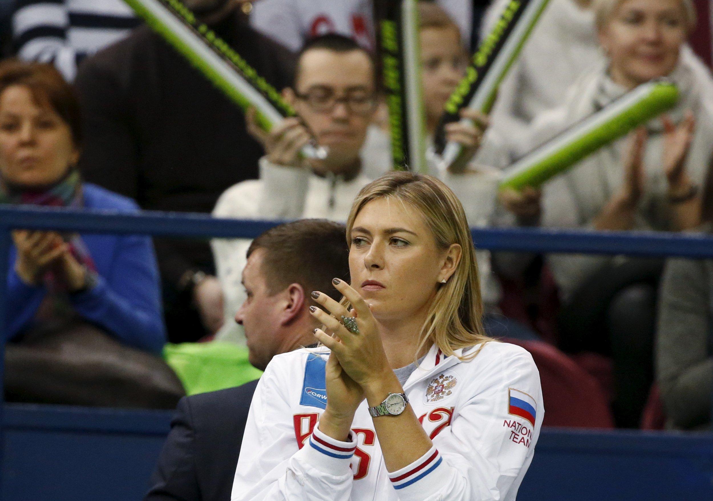 Maria Sharapova Doping