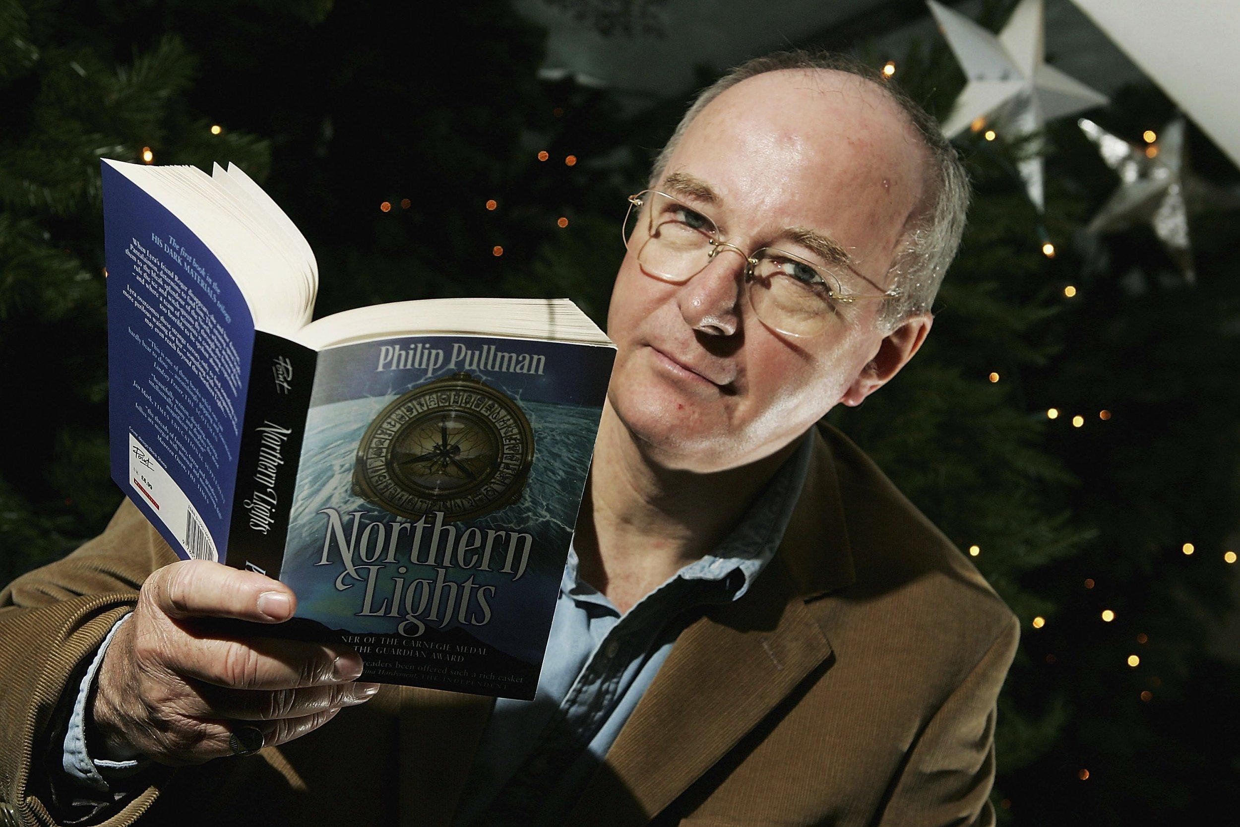 Philip Pullman reads Northern Lights