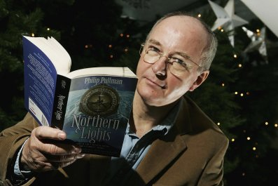 Philip Pullman reads Northern Lights