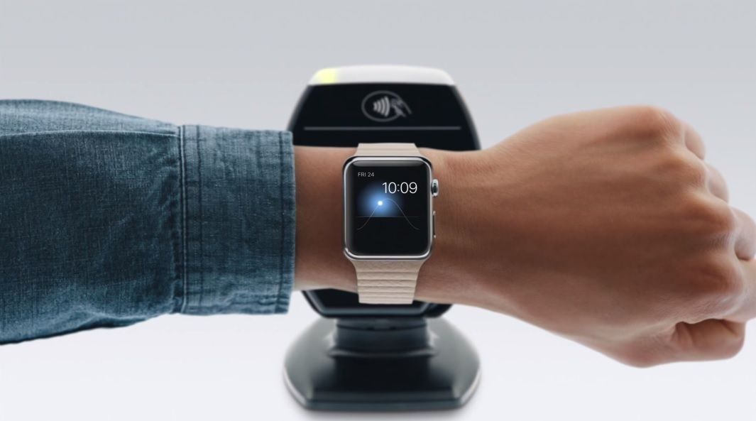 Apple Pay Barclays Apple Watch iphone