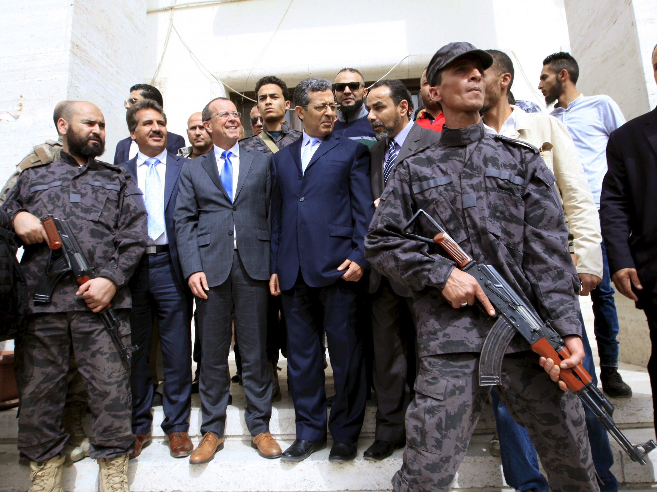 Libya's unity government