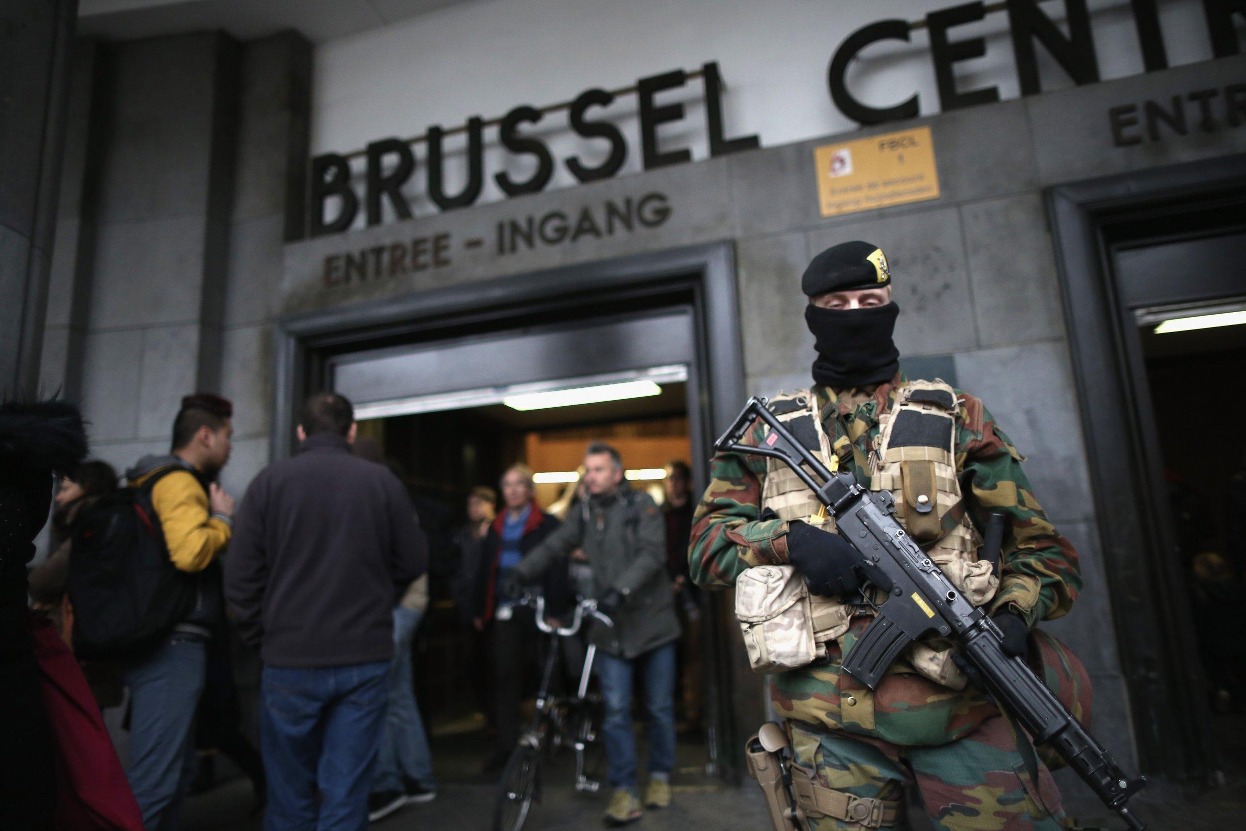 Brussels Belgium Europe Middle East
