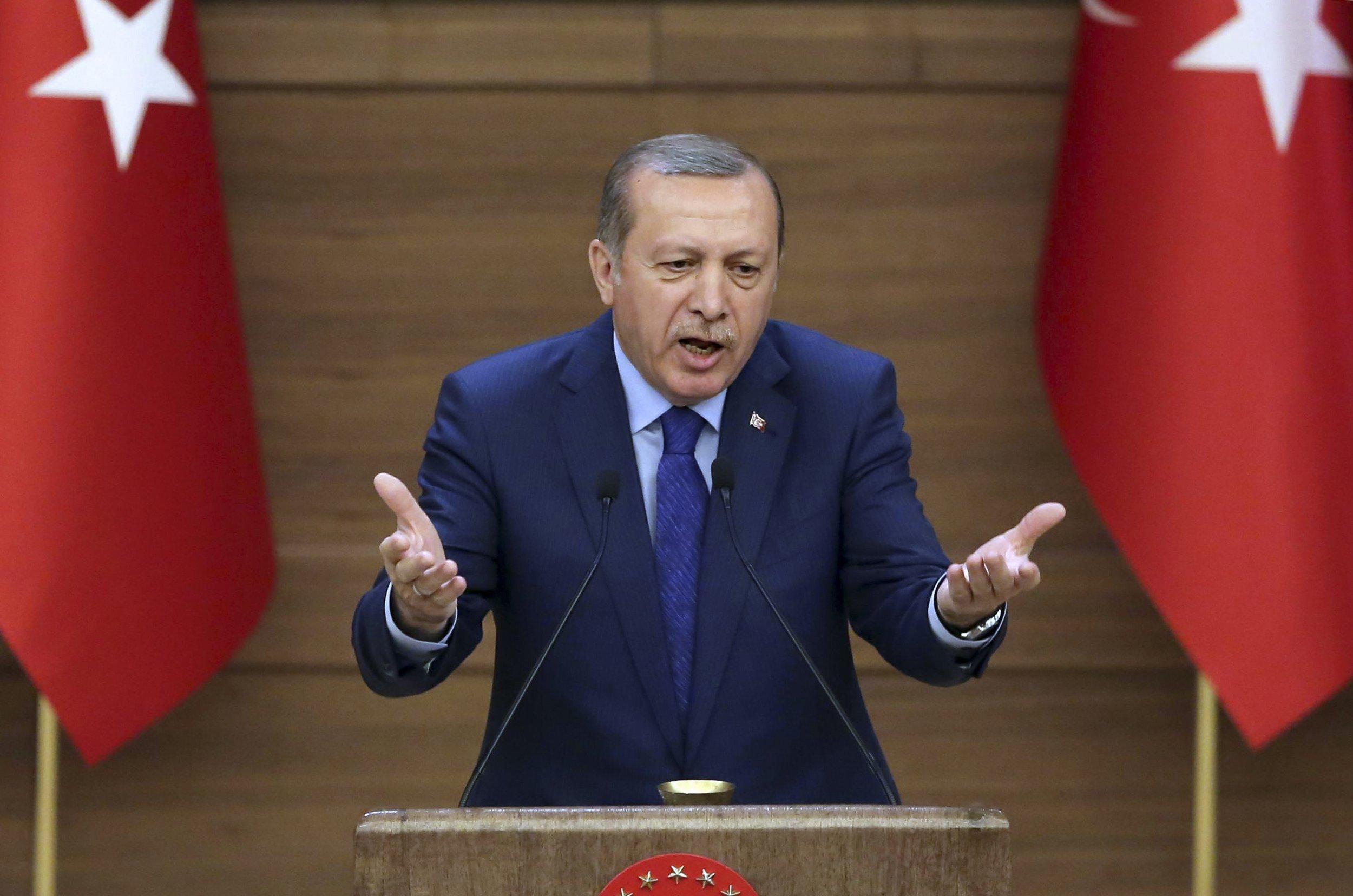 Turkey PKK Middle East