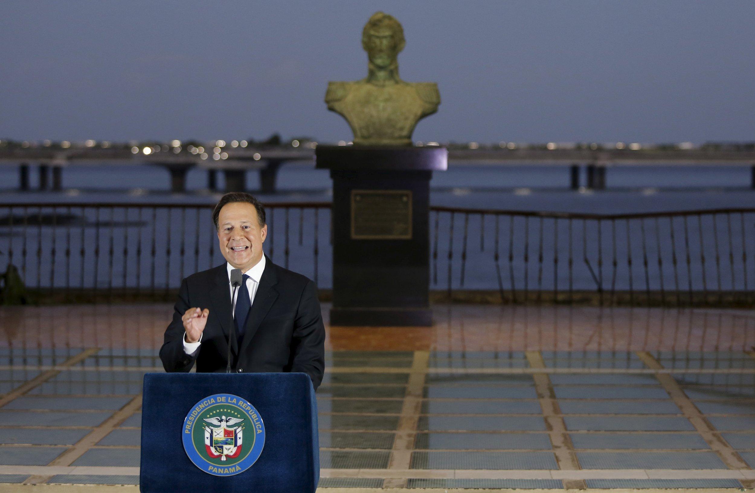 Panama's president