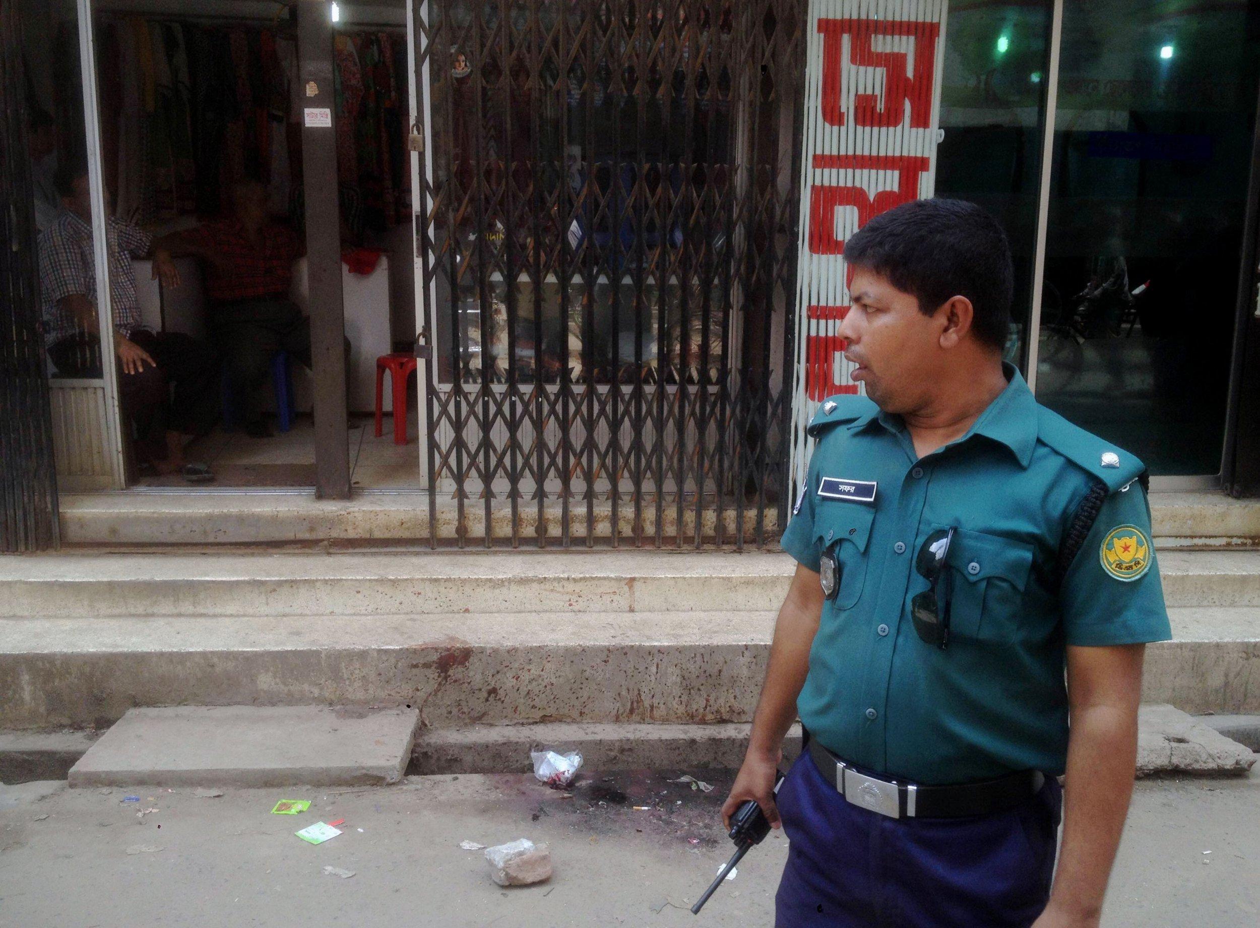 Bangladeshi blogger