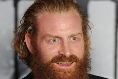 Kristofer Hivju from Game of Thrones