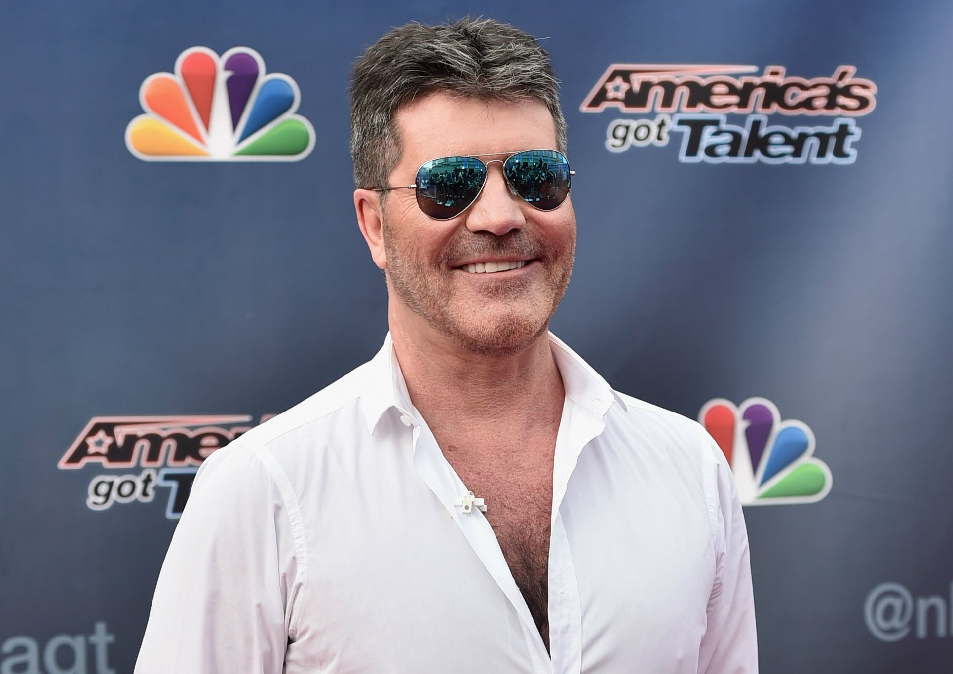 Simon Cowell at America's Got Talent launch