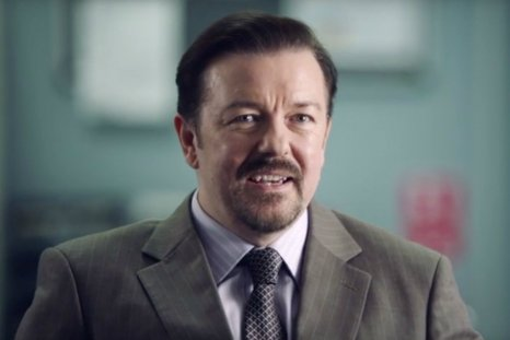 Ricky Gervais in David Brent movie