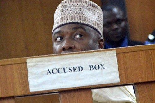 Nigeria's Senate President Denies Plot to Take Over Presidency