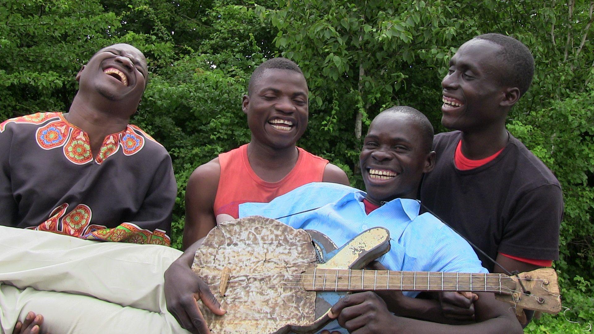 Malawi Mouse Boys.