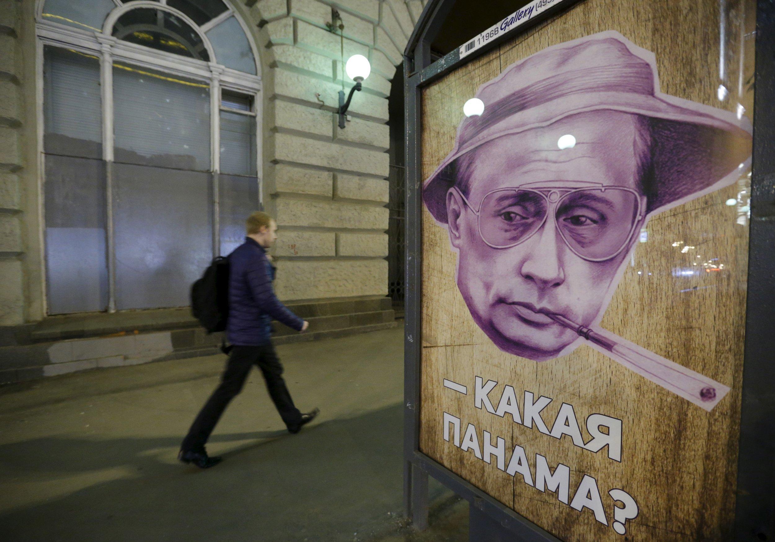 vladimir putin and corruption in russia essay