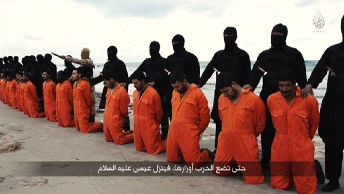 ISIS Libya North Africa