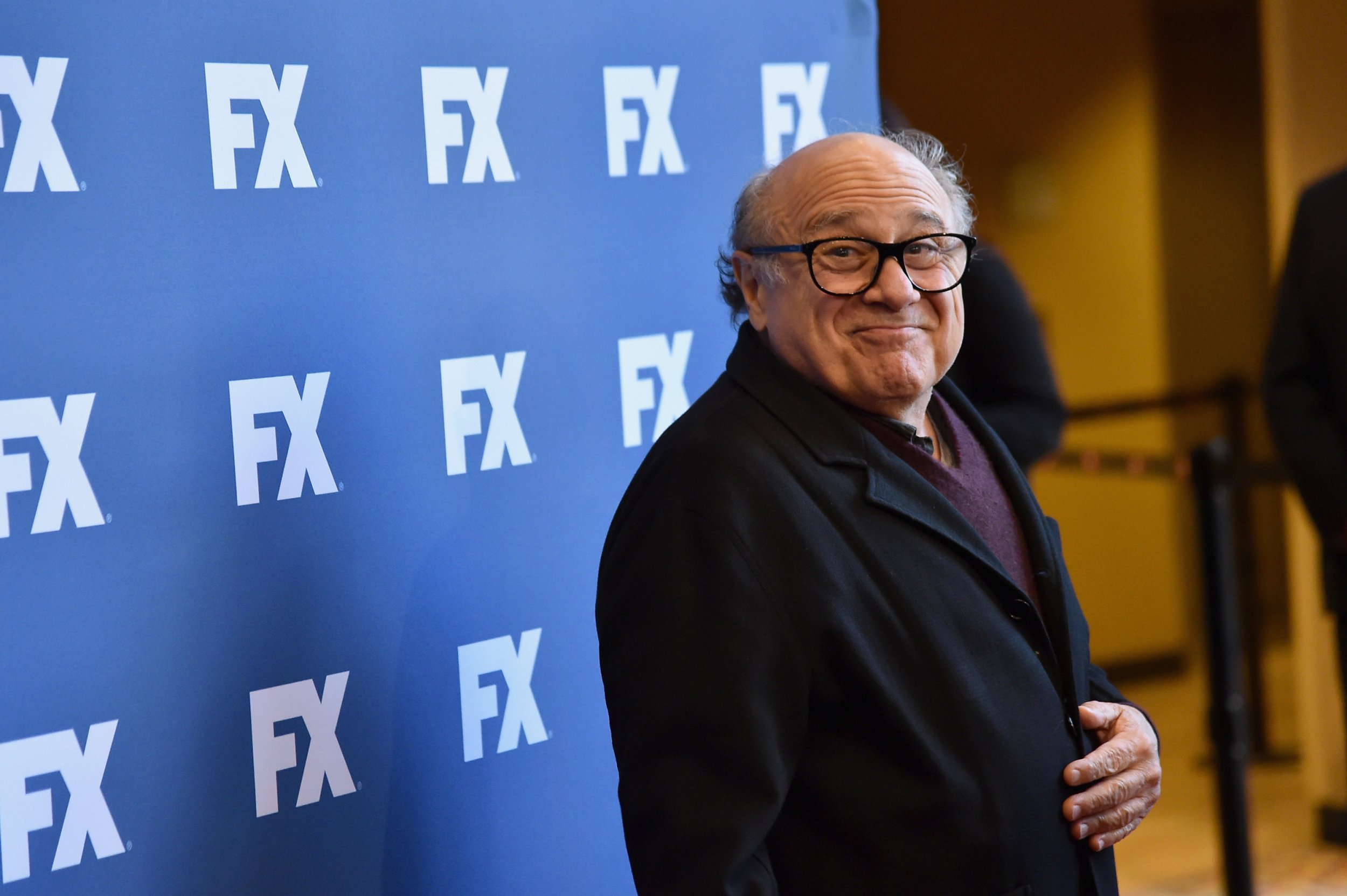 Danny DeVito in New York