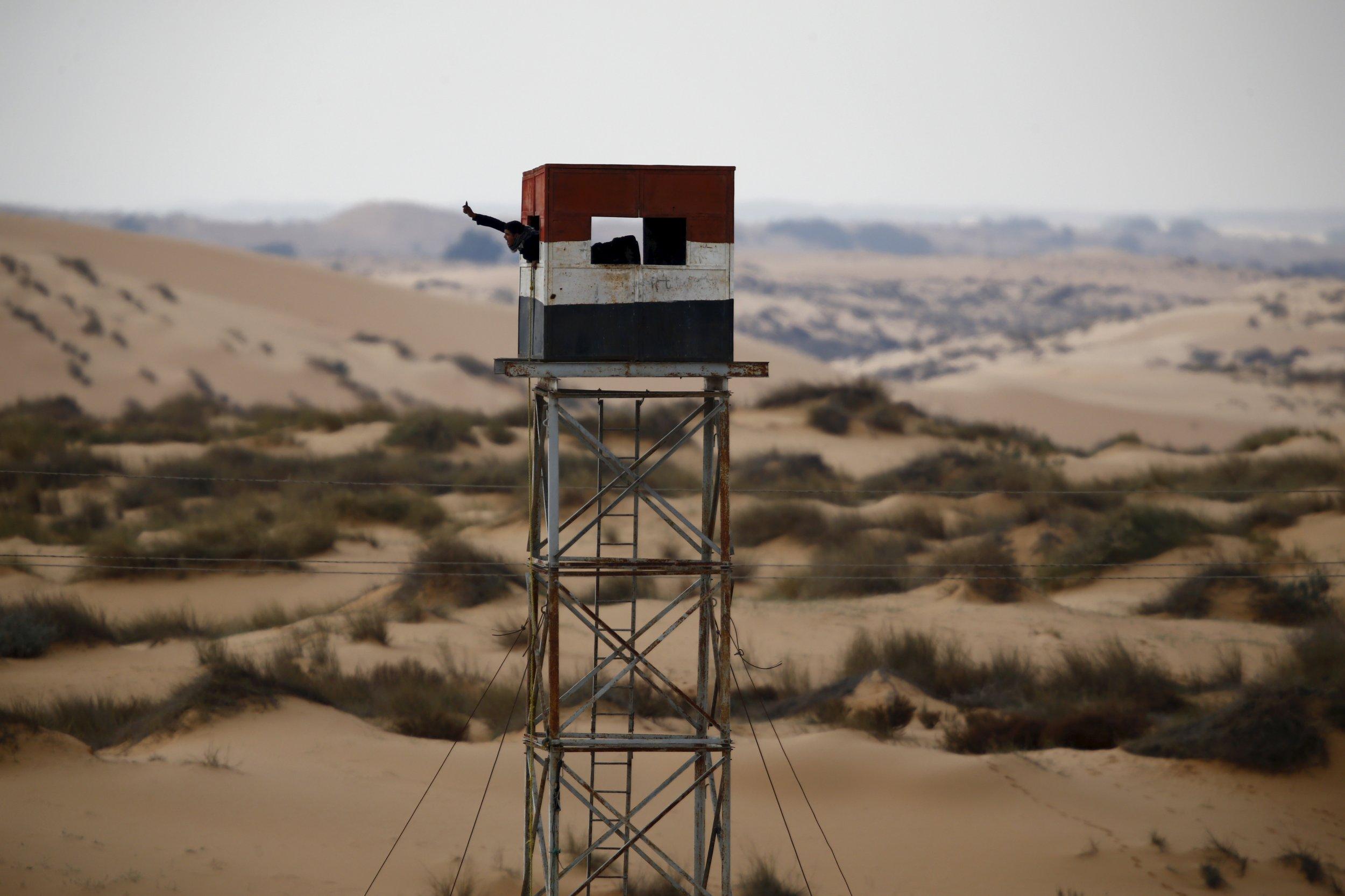 Egypt Sinai ISIS Gaza Hamas Morsi Sisi