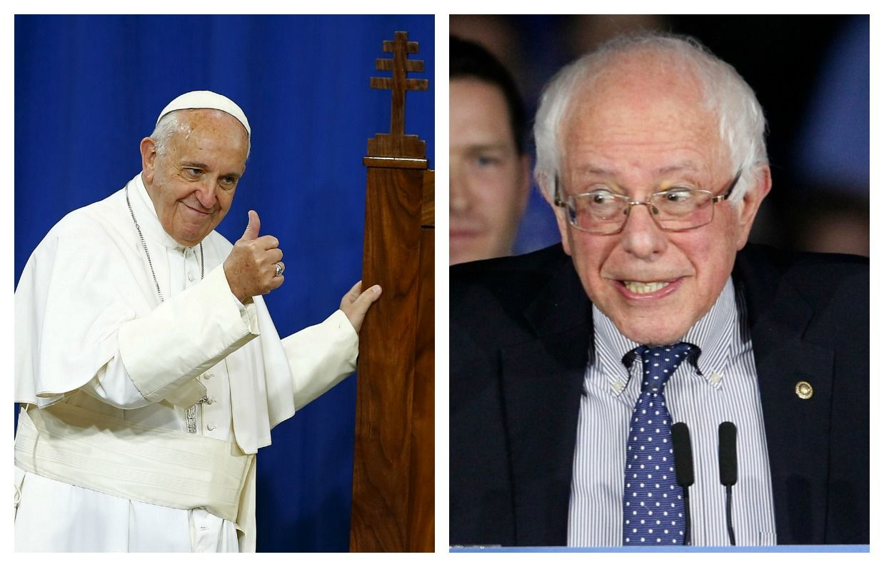 04_08_Bernie_Sanders_Pope_Francis