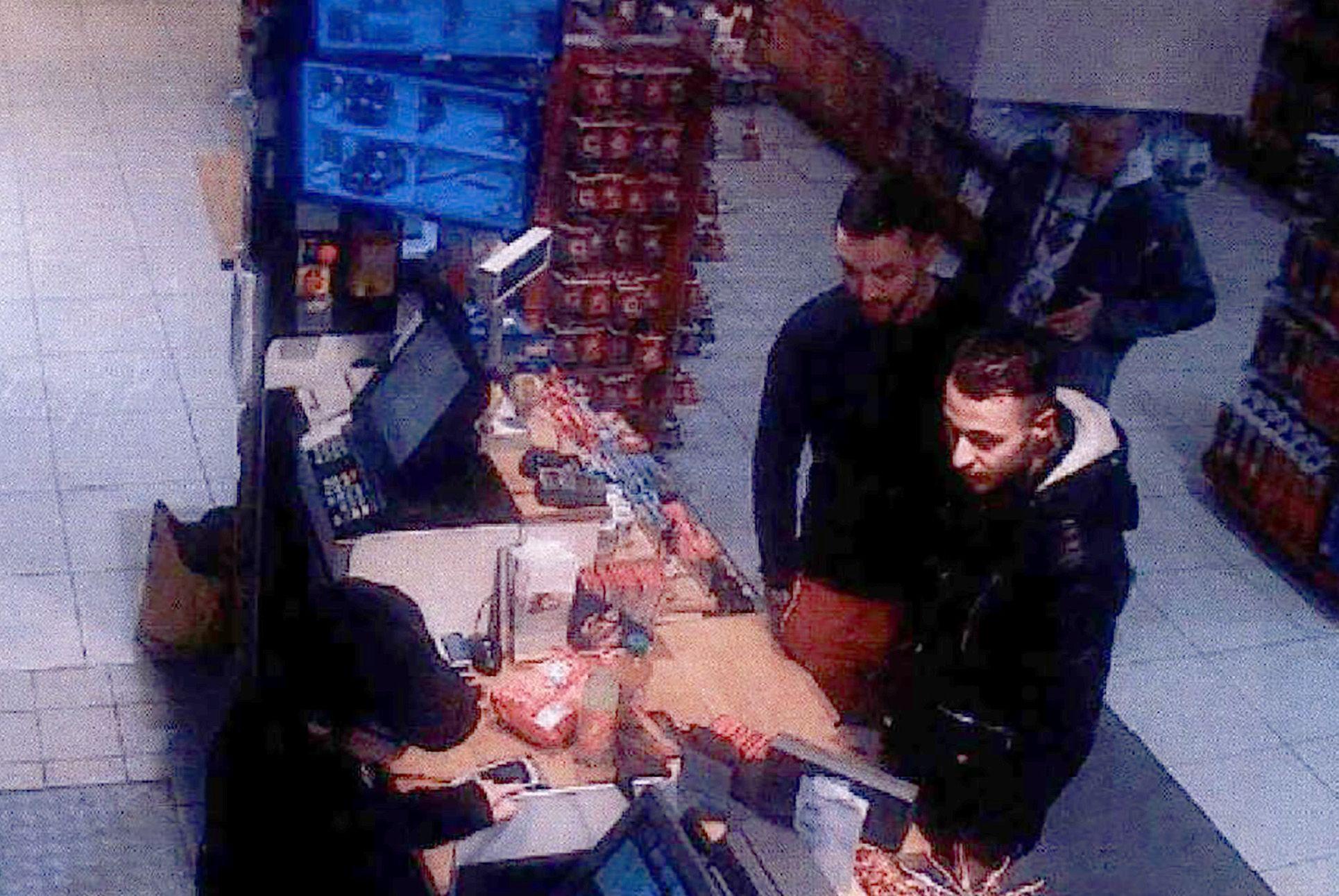 Abrini Brussels Belgium Paris Attacks
