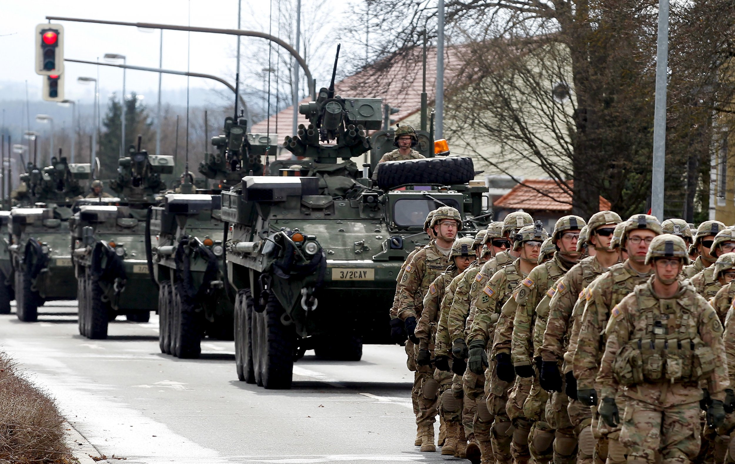 Estonia US Army