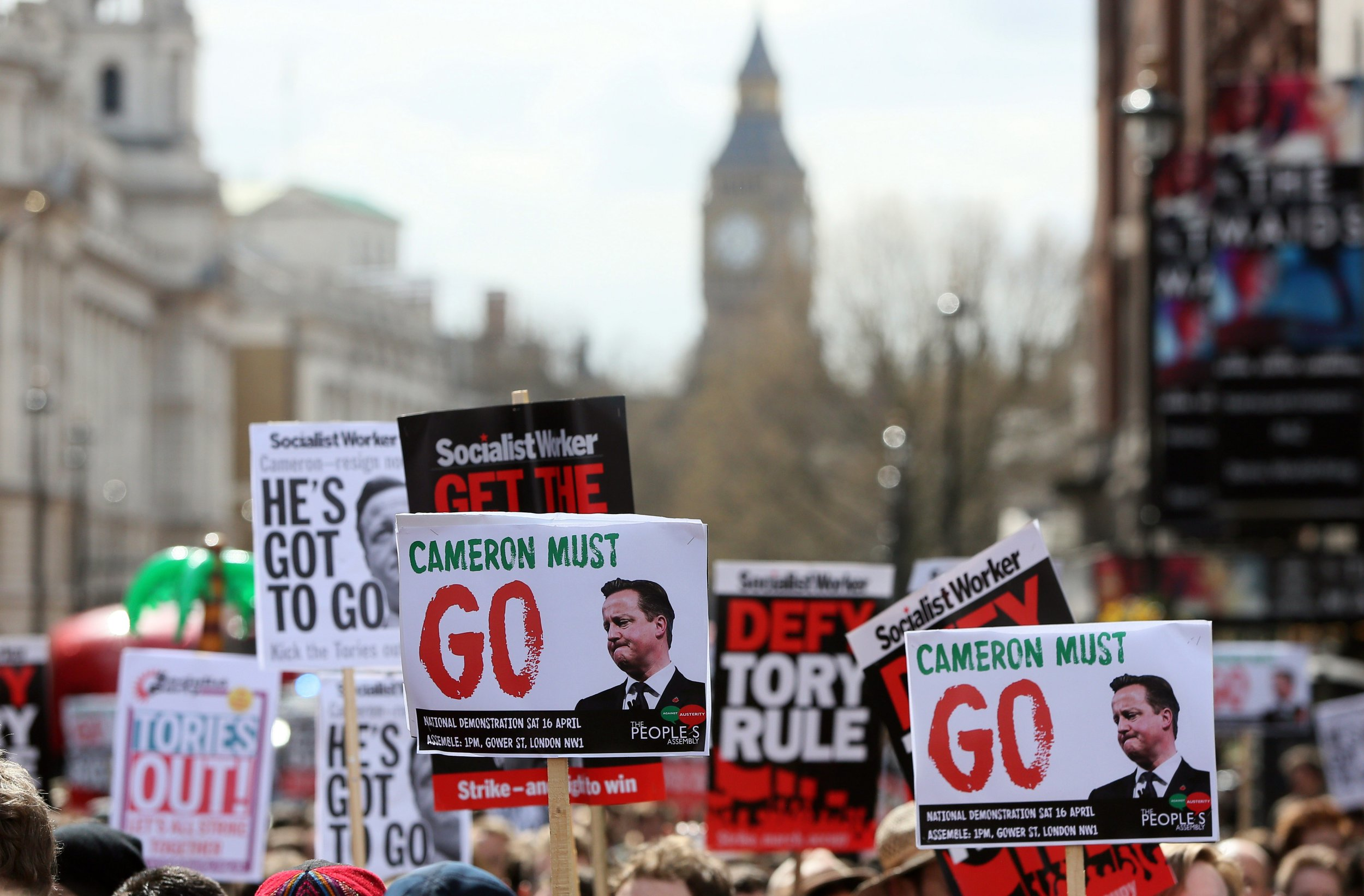 09/04/2016_Downing Street Protest