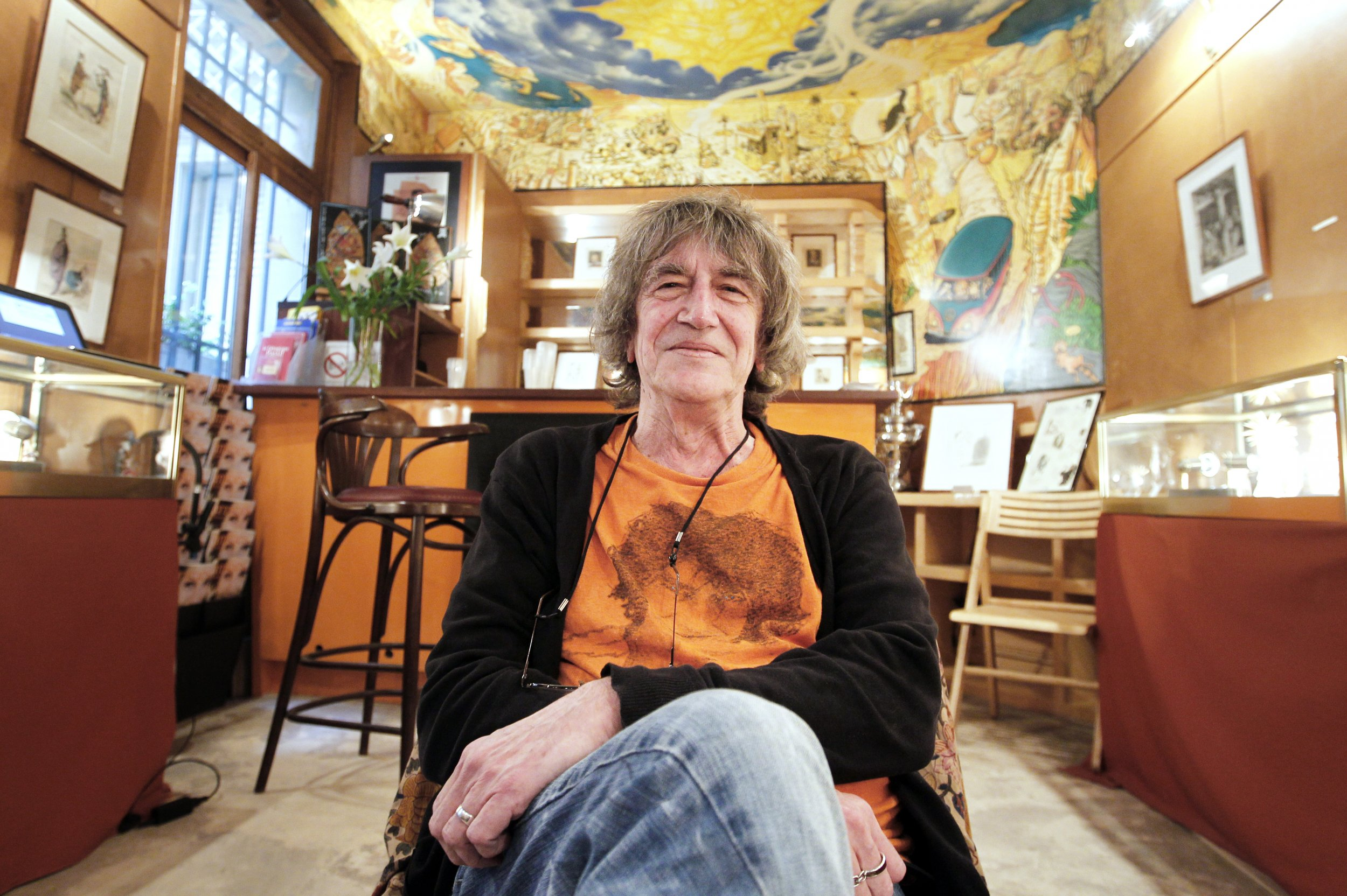 Howard Marks in Paris 2011