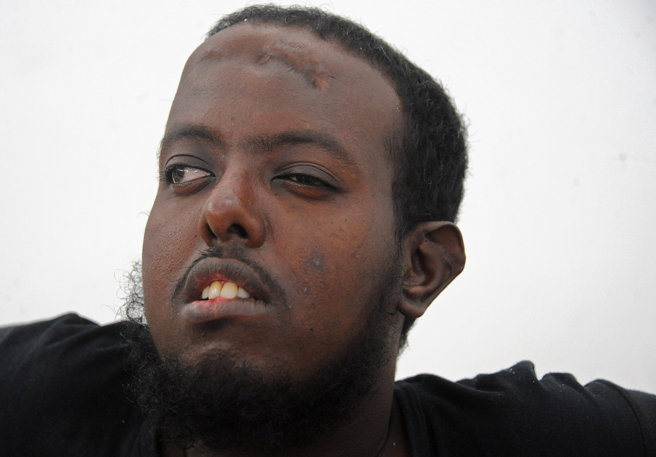Al-Shabab journalist Hassan Hanafi is sentenced to death.