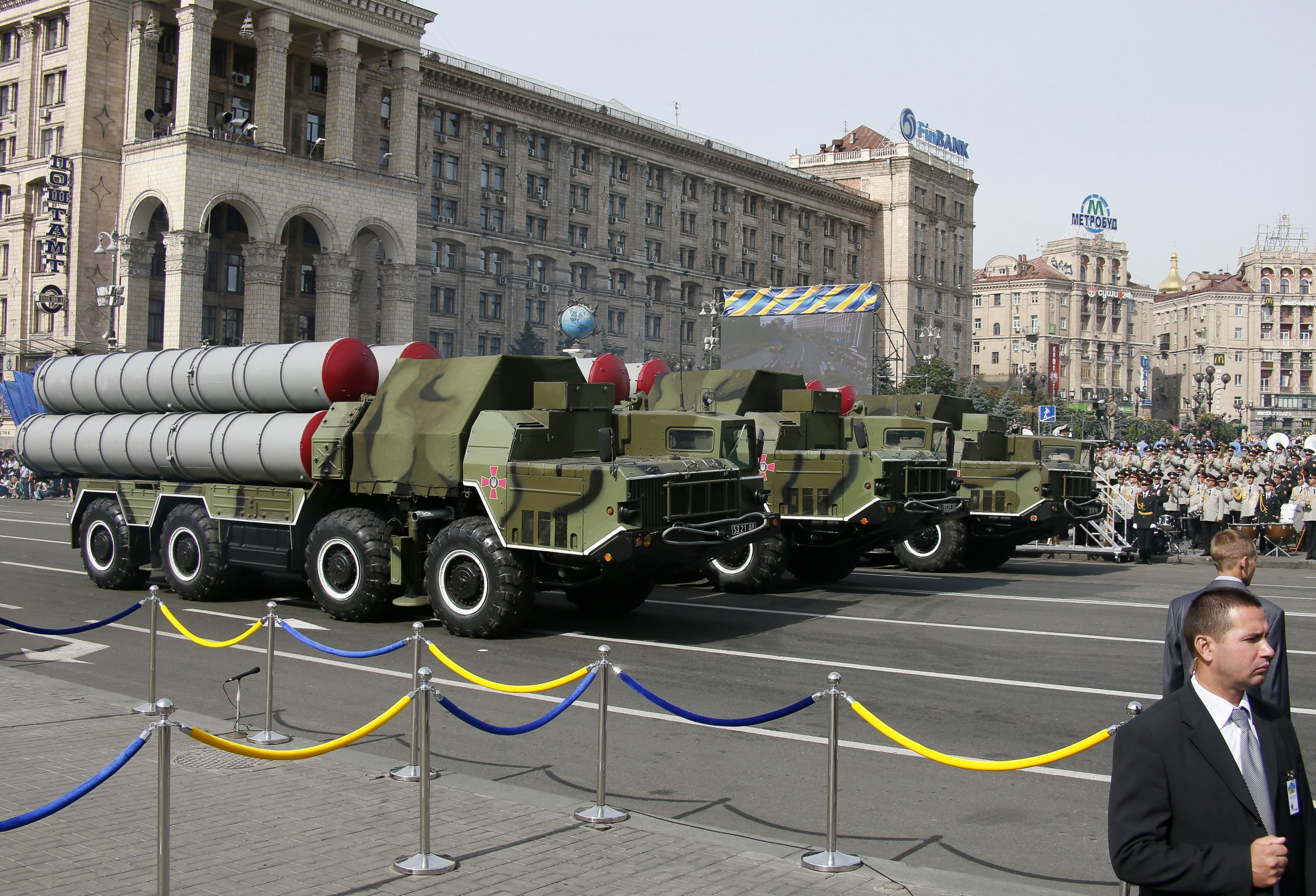 Russia Starts Delivery of Missile System to Iran