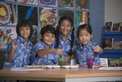 ACG School Jakarta Image for Newsweek