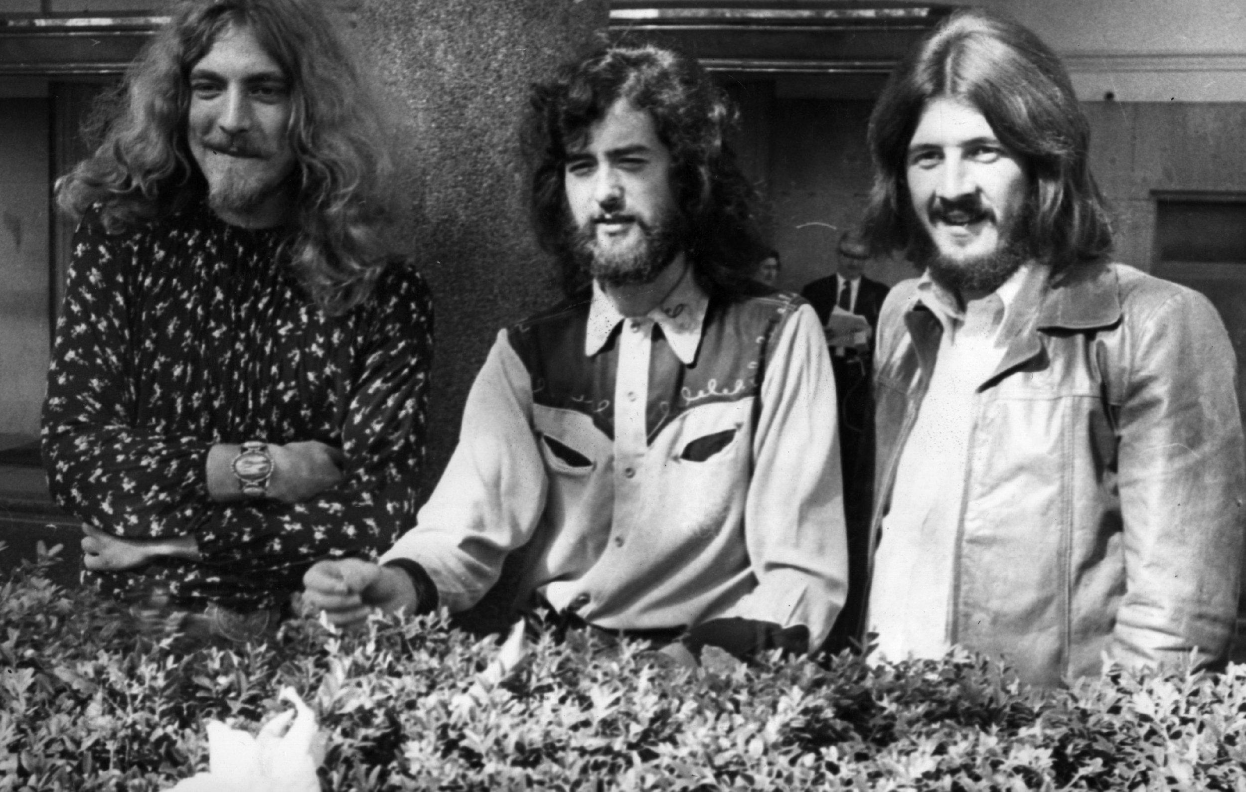 Led Zeppelin 1970