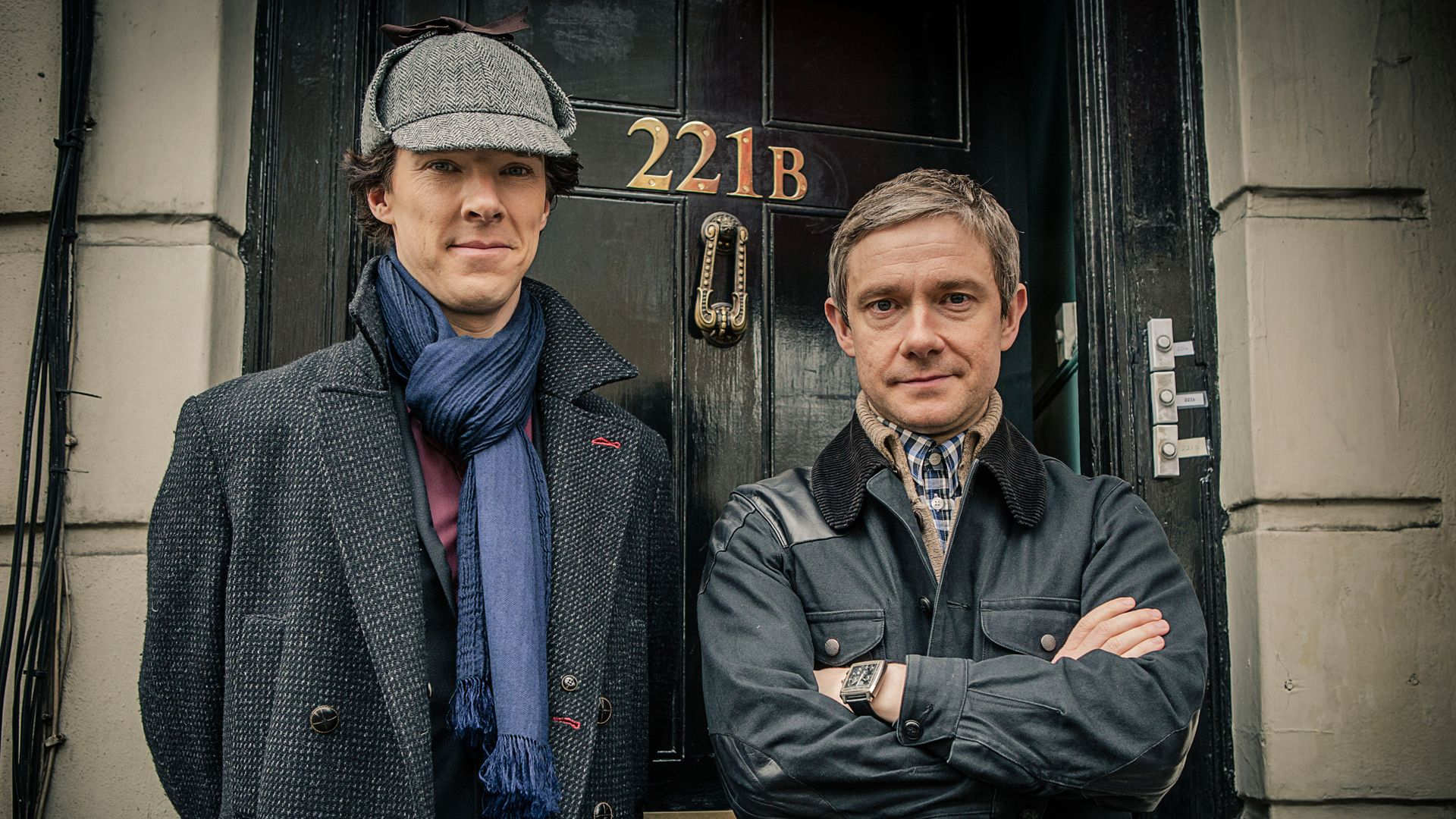 Sherlock christmas special gift