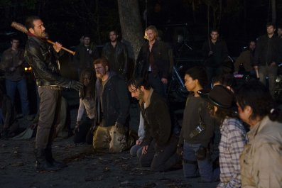 The Walking Dead season 6 finale