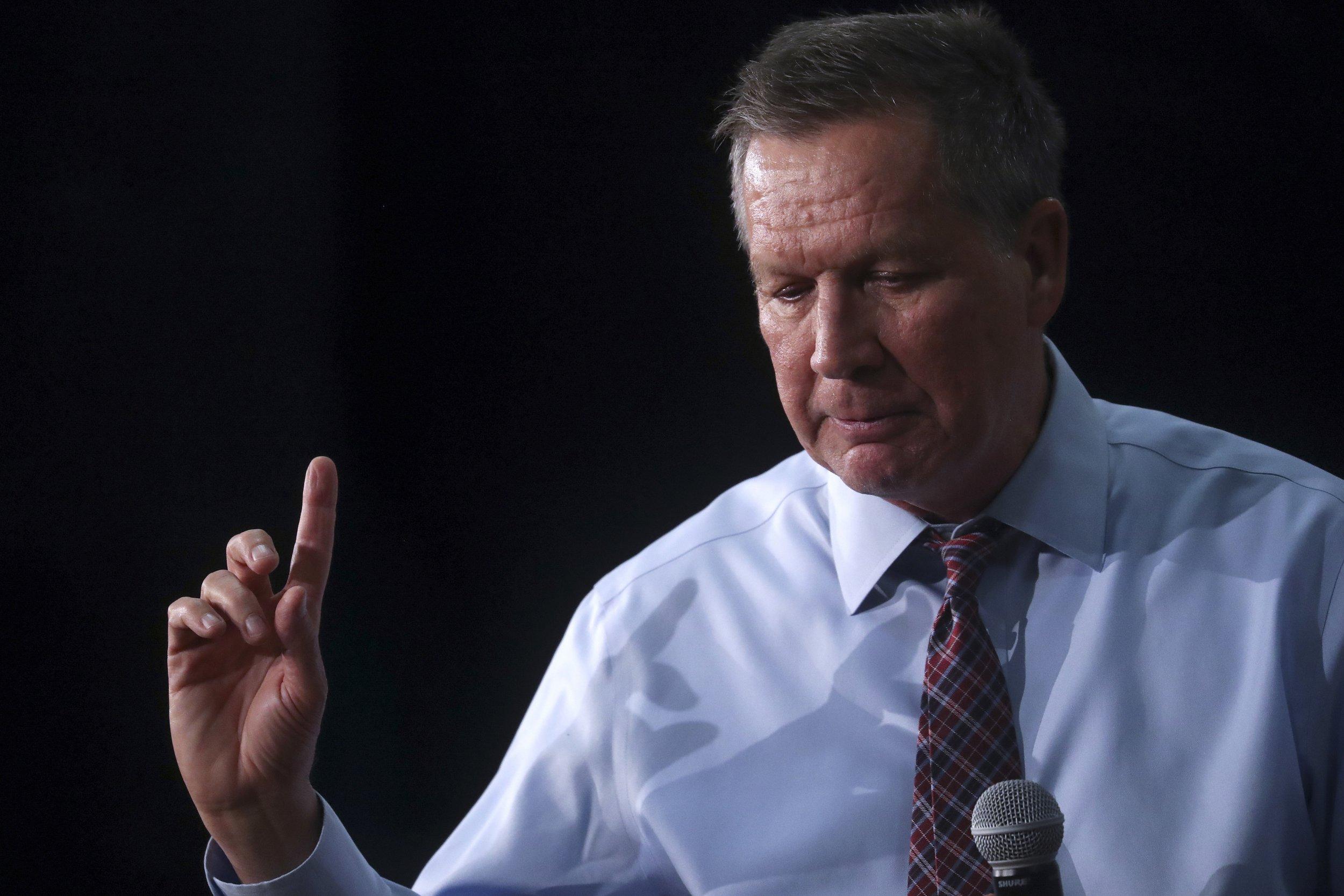John Kasich: 'Zero Chance' of Becoming Vice President ...