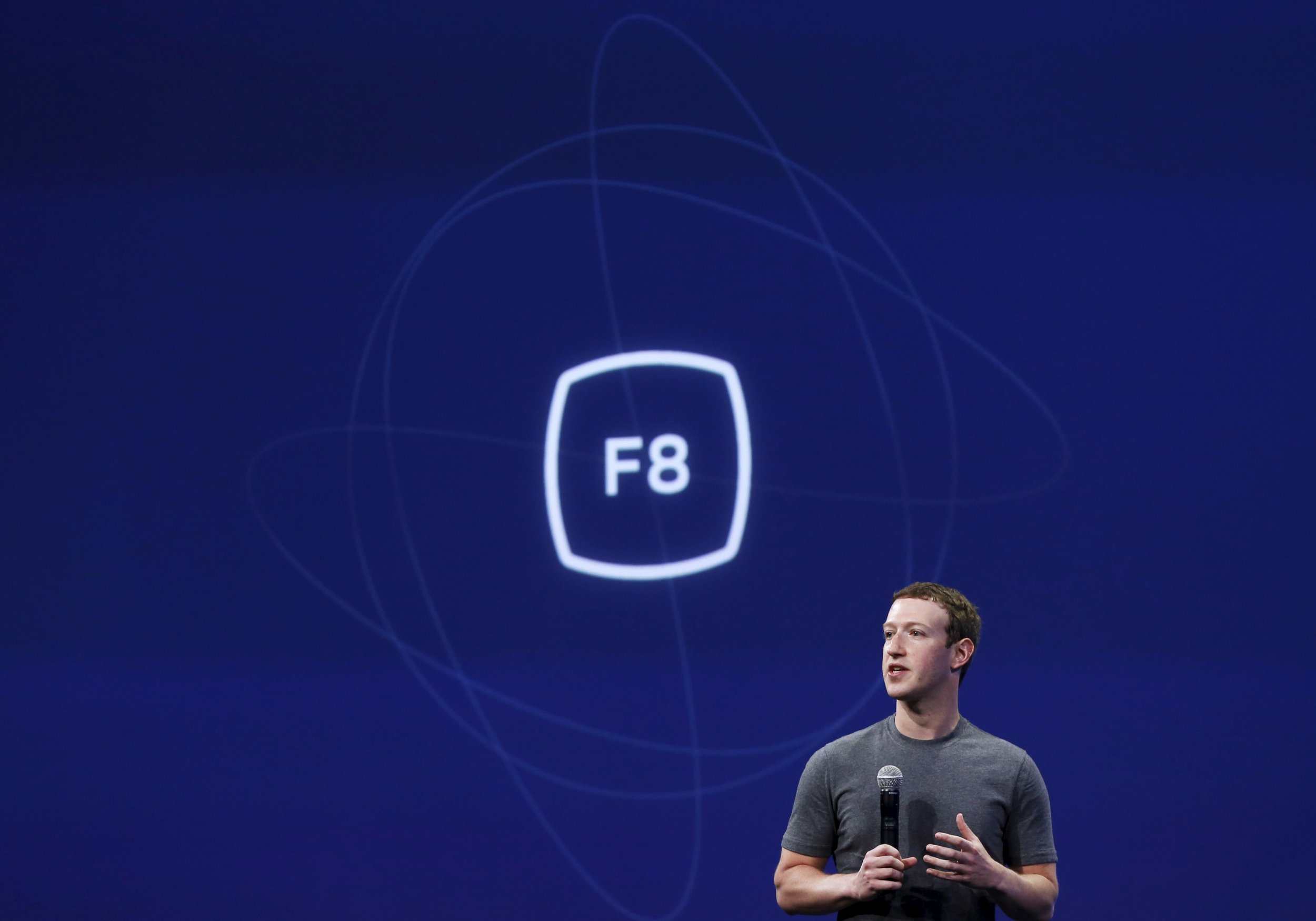 Zuckerberg Lays Out Facebook's 10-Year Plan, Takes Shot at Trump in