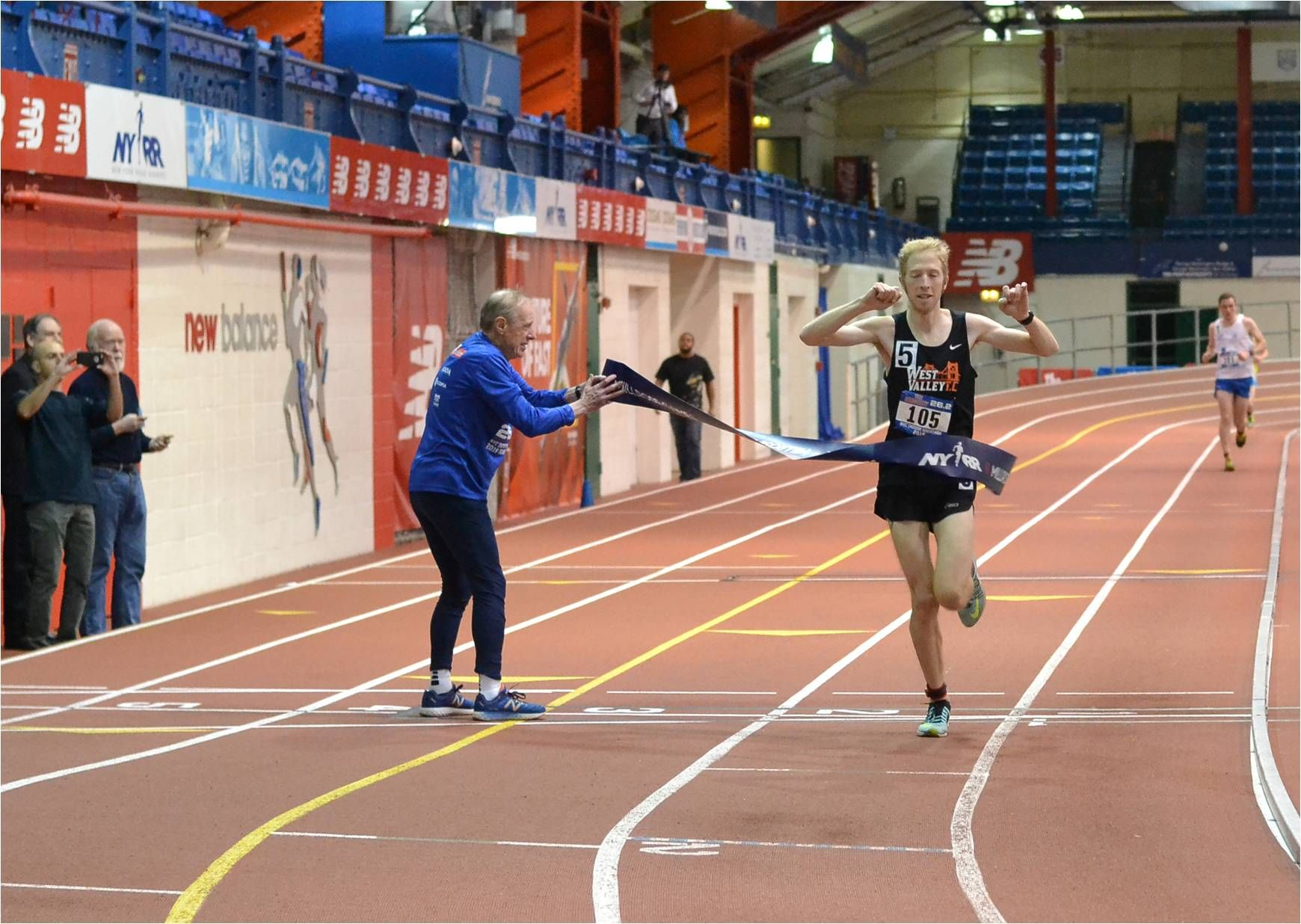 Armory NYC Indoor Marathon 4