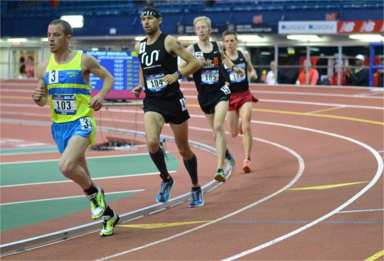 Armory NYC Indoor Marathon 2