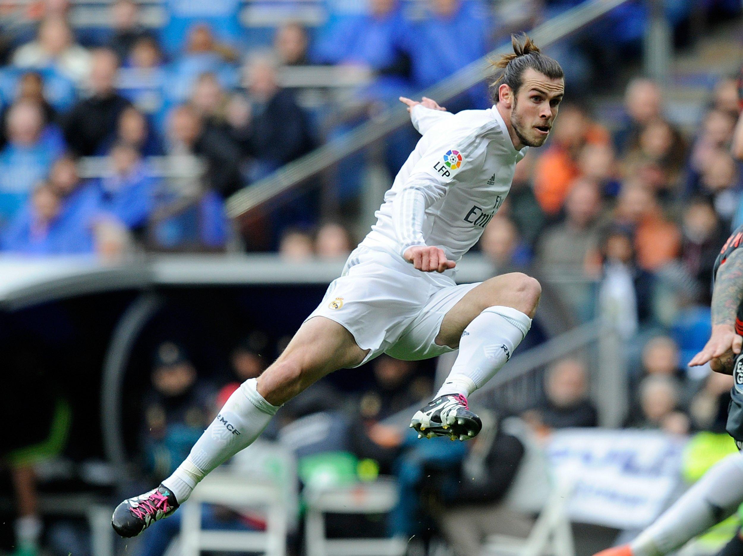 Gareth Bale has enjoyed a superb season for Real Madrid.