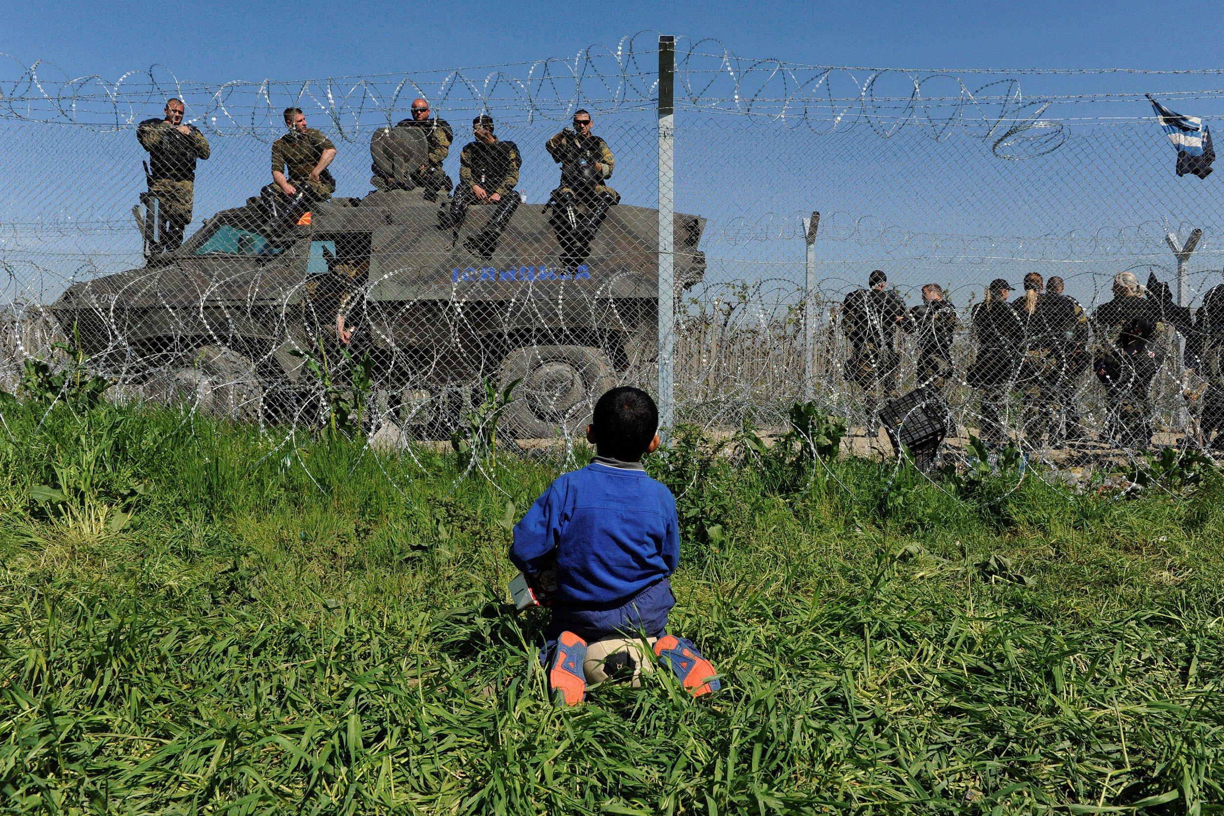 Border Boy