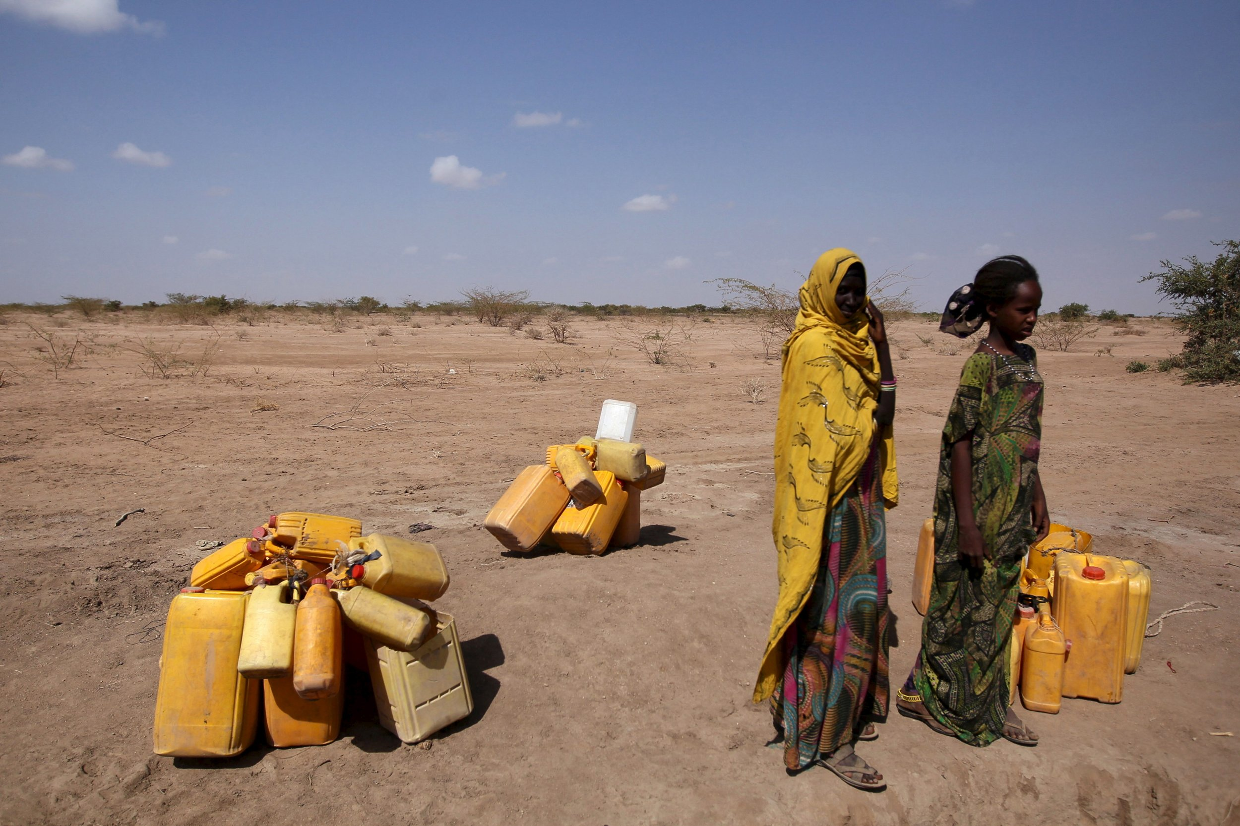 We 39 re running out of water and consequences could be dire for We are water