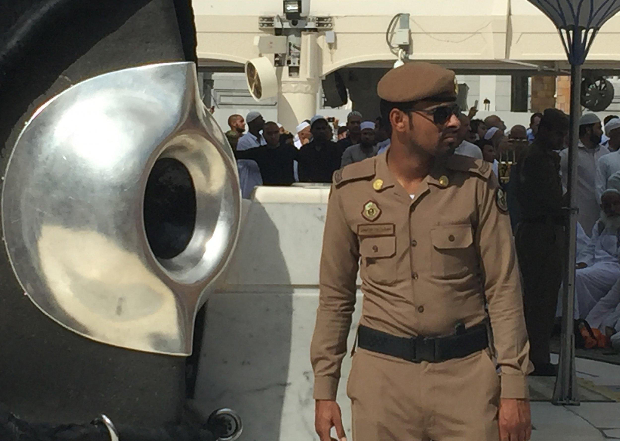 Police officer shot dead in Saudi Arabia's restive