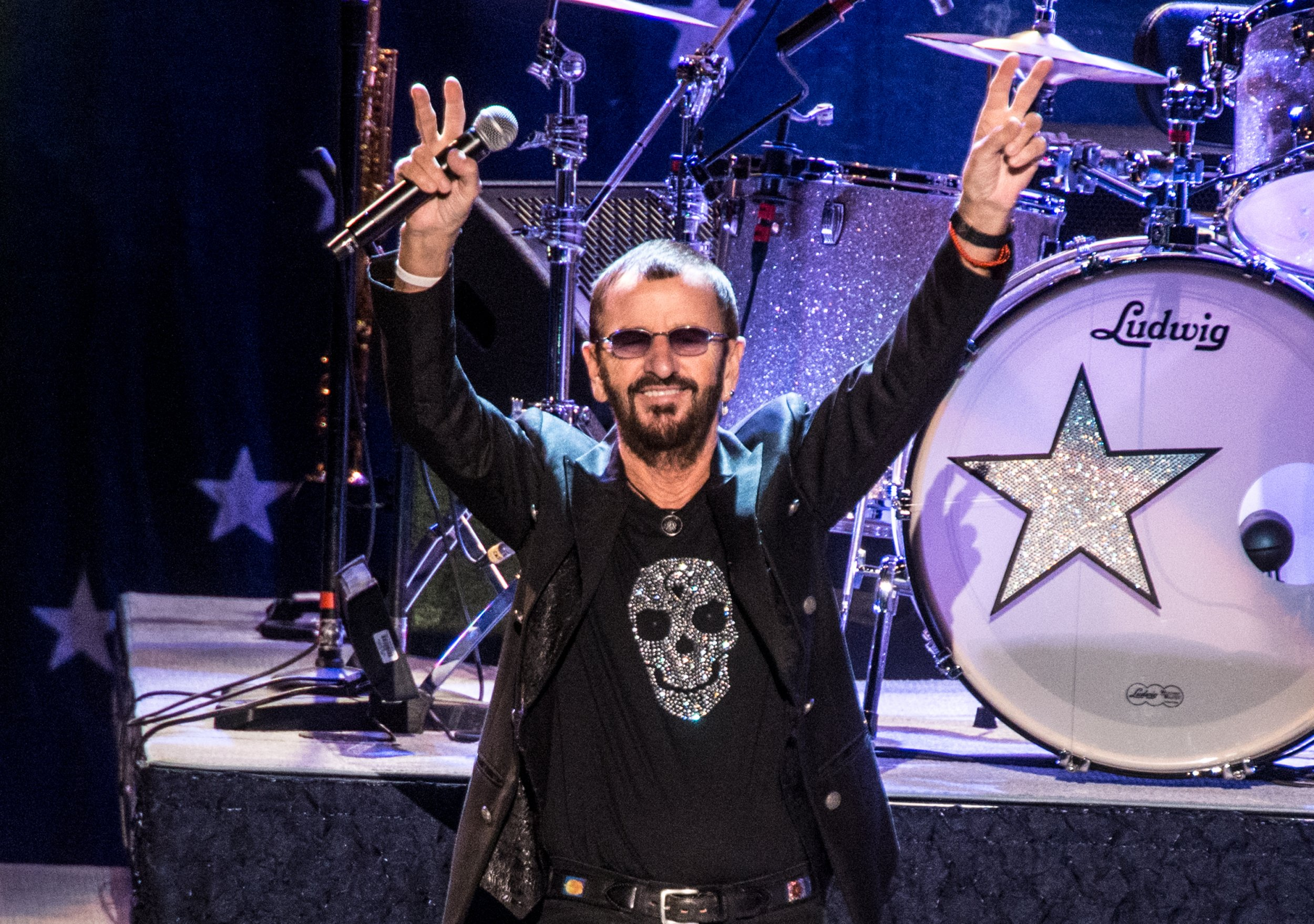Ringo Starr Cancels North Carolina Concert In Opposition