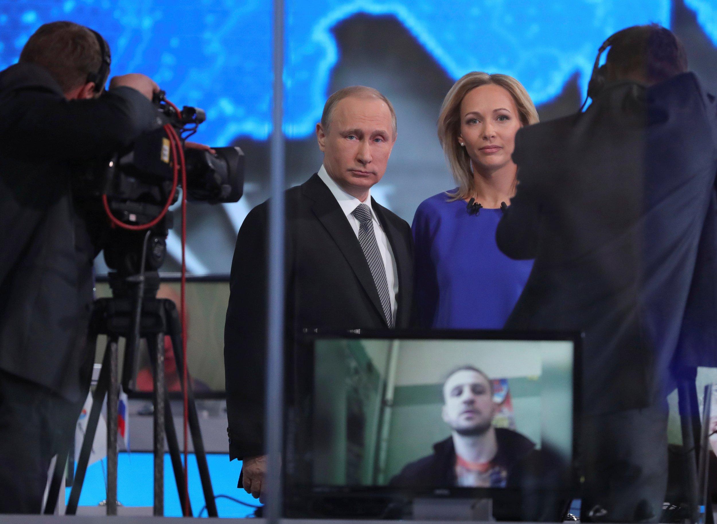 Putin direct line
