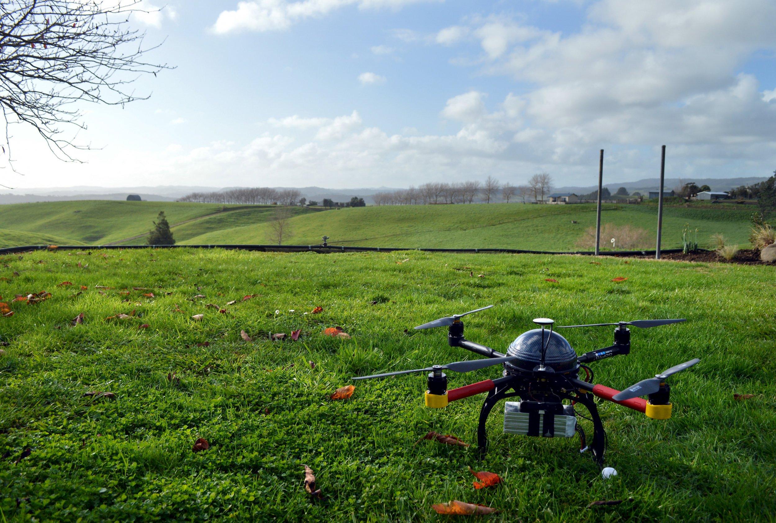 drone racing espn