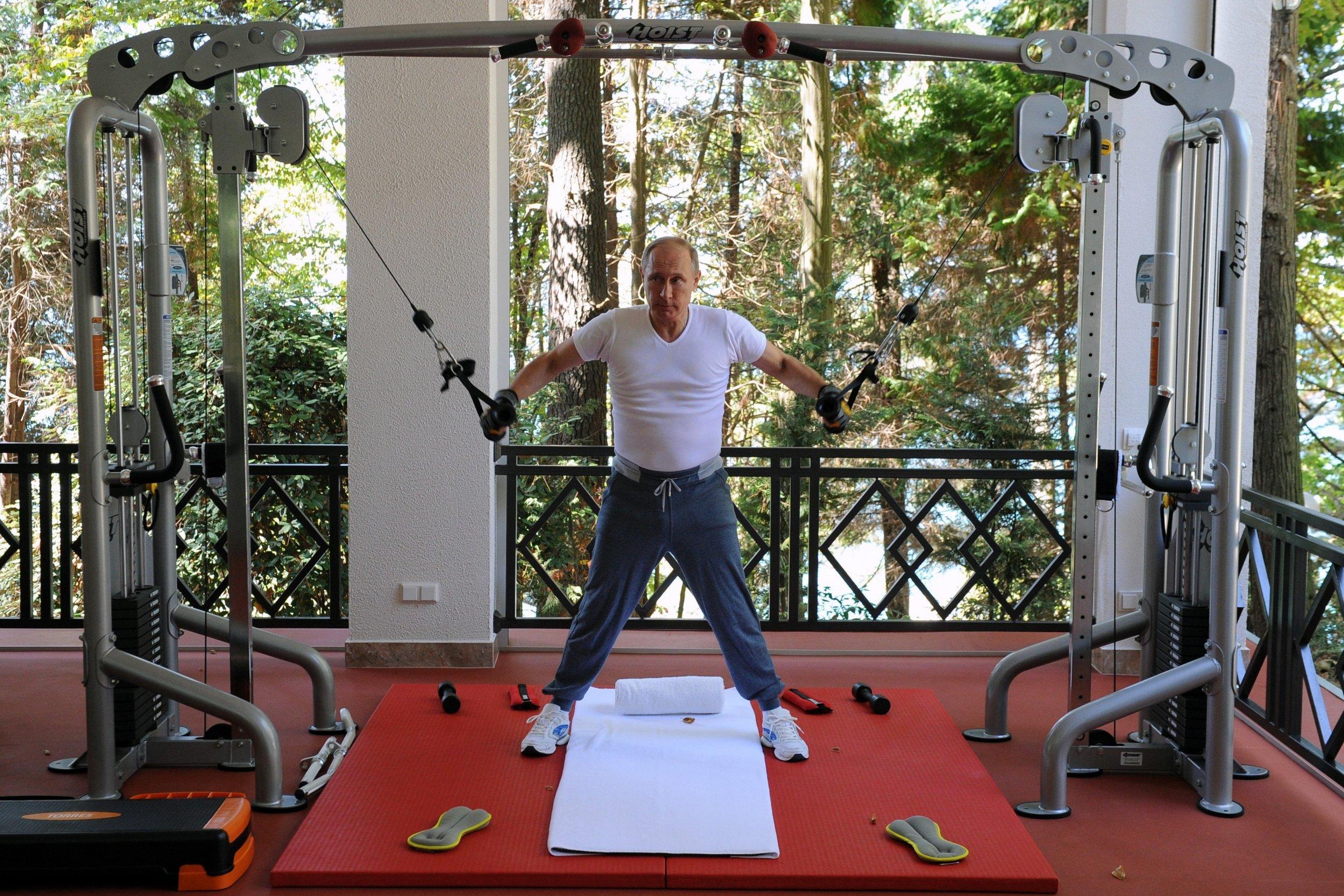 Vladimir Putin has seen scores of Russian athletes test positive for meldonium.