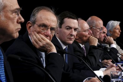 Finance Ministers of Europe
