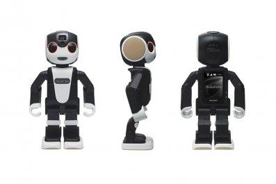 robot smartphone smart robohon robotics